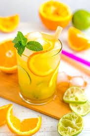 Cuban Orange Mojito Recipe