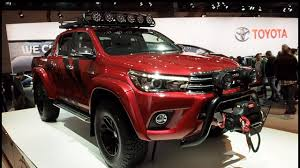 100 Toyota Artic Truck Hilux Arctic S 2018 In Detail Review Walkaround Interior