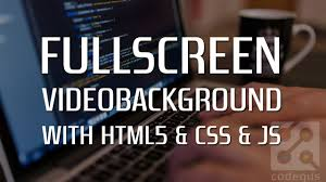 Mathceil In Angularjs by Creating A Fullscreen Html5 Video Background With Css Codequs Com