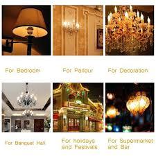 led chandelier bulbs 60w 6 watt led filament candelabra bulb soft