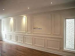 Wall Frame Molding Picture Frames Wainscoting