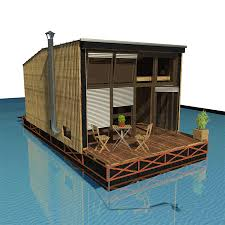 100 House Boat Designs Ideas