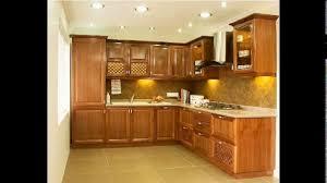 Kitchen interior design indian style