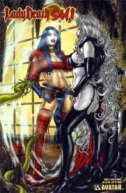 Lady Death Comics