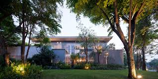 100 House In Nature Prime Residence Department Of Architecture ArchDaily
