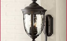 black outdoor wall light buy bellagio collection high black