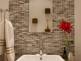 bathroom wall tiles design cube white fashionable stained wood