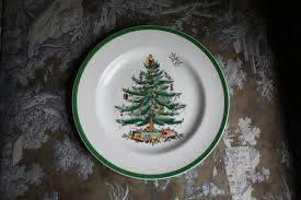Spode Christmas Tree Platter by Our Good China U2013 Let U0027s Face The
