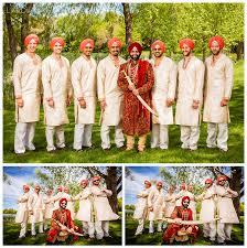 Sikh Indian Wedding Portrait Groom Bridal Party Ocf Off Camera Flash Liesl Diesel Photo Sword Sherwani