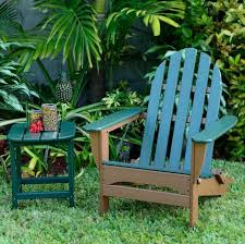Inexpensive Patio Furniture Ideas by Furniture Charming And Unique Teak Adirondack Chairs For Outdoor