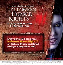 Halloween Horror Nights Promotion Code 2015 by Collection Halloween Horror Nights Singapore Tickets Pictures
