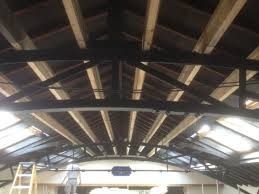 Insulating A Vaulted Ceiling Uk by Upton By Chester Village Hall