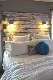 Pallet Bedroom Home Decor Ideas