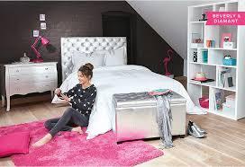 chambre fille déco styles inspiration maisons du monde