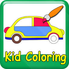 Kid Coloring Paint