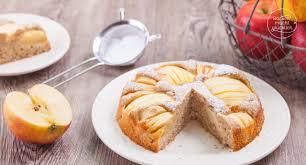 der beste gesunde apfelkuchen backen macht glücklich
