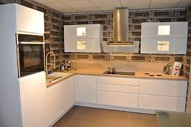 nobilia musterküche moderne grifflose küche in l form