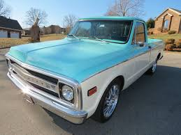 C10 Fleetside Pickup 1970 Chevrolet C10 Fleetside Pickup 1970 ...