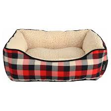 woolrich rectangle cuddler pet bed target