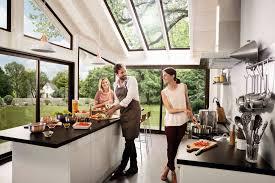 cuisine centre vie veranda créateur d un nouvel de vivre ou quand la
