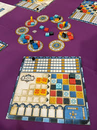 Azul Will Have To Be In Contention For Next Years Spiel Des Jahres Gaming Awards Germany The Game Defines Elegance With Its Minimal Ruleset