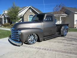 100 Custom Pickup Trucks For Sale Professional Resto Mod 1952 Chevrolet Custom Classic Chevy