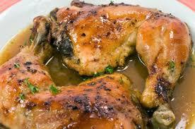 poulet au four au citron recette antillaise martinique