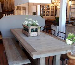 Wonderful Light Wood Dining Table Reclaimed Tables For A Natural Touch In Your Home Rilane