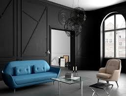 moderne wohnzimmer ideen wandgestaltung decormarket