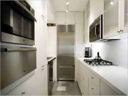 Narrow Galley Kitchen Ideas by White Galley Kitchen Ideas Marissa Kay Home Ideas Diy Galley