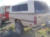For Sale Toyota pickup bed trailer