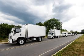 Isuzu Commercial Trucks For Sale Chattanooga | Lee-Smith, Inc.