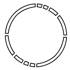 Simple Circle Tattoo Tattoo design 1 simple broken Get a