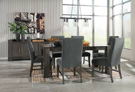 Chansey Dining Room Set By Signature Design By Ashley ... Dorel Living Andover Faux Marble Counter Height 5 Pc Ding Set Denmark Side Chair Designmaster Fniture Ava Sectional Cashew Hyde Park Valencia Rectangular Extending Table Of 4 Button Back Chairs Room Big Sandy Superstore Oh Ky Wv Hampton Bay Oak Heights Motion Metal Outdoor Patio With Cushions 2pack Sofa Usb Charging Ports Intercon Nantucket Transitional 7 Piece A La Carte And Liberty