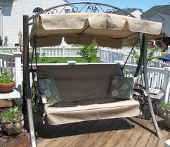 Patio Swings With Canopy by Costco Model 487800