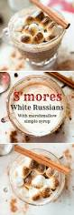 Pumpkin Spice Kahlua White Russian s u0027mores white russians meg is well