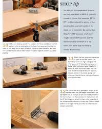 Hardwood Floor Spline Glue by Fold Down Worktable Plans U2022 Woodarchivist