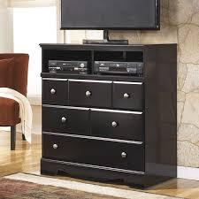 oakridge 3 drawer media dresser by altra homestead oak walmart com
