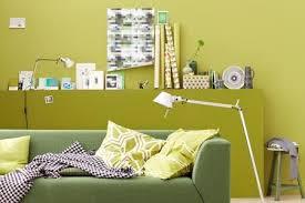 farbe grün wohnen und einrichten mit wänden möbeln und