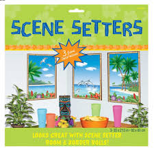 Scene Setter Roll Halloween by Scene Setters U0026 Back Drops Party Pieces Supplied By Izzys Party Shop