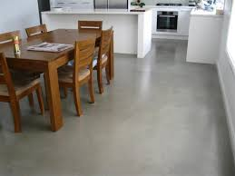 kitchen polished concrete floors ideas home design by floor