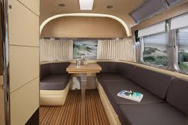 100 Inside An Airstream Trailer Flash To Build Luxe Land Yacht Concept WIRED