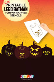 Batman Pumpkin Carving Patterns by Best 25 Batman Pumpkin Stencil Ideas On Pinterest Batman