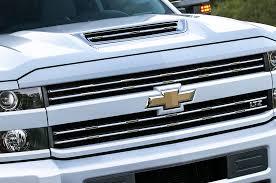100 Truck Hood Scoops 2017 Chevrolet Silverado HD Adds Functional Ram Air Scoop