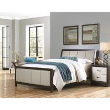 Amazon California King Headboard by Amazon Com Monterey Complete Bed With Wood Panels And Mouse