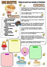 fiche p馘agogique atelier cuisine 21 gratuit fle recette fiches pédagogiques