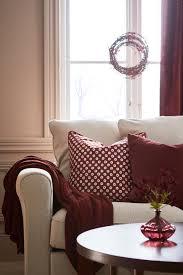 snöbräcka kissenbezug rot weiß geblümt 50x50 cm ikea