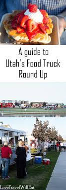 Utah's Food Truck RoundUp | Mappin Monday | Pinterest | Food Truck ...