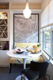 küche klein gelber sessel karte als wanddeko nutzen stuhl