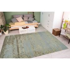 teppich amazonas 090001 olive 120 x 180 cm
